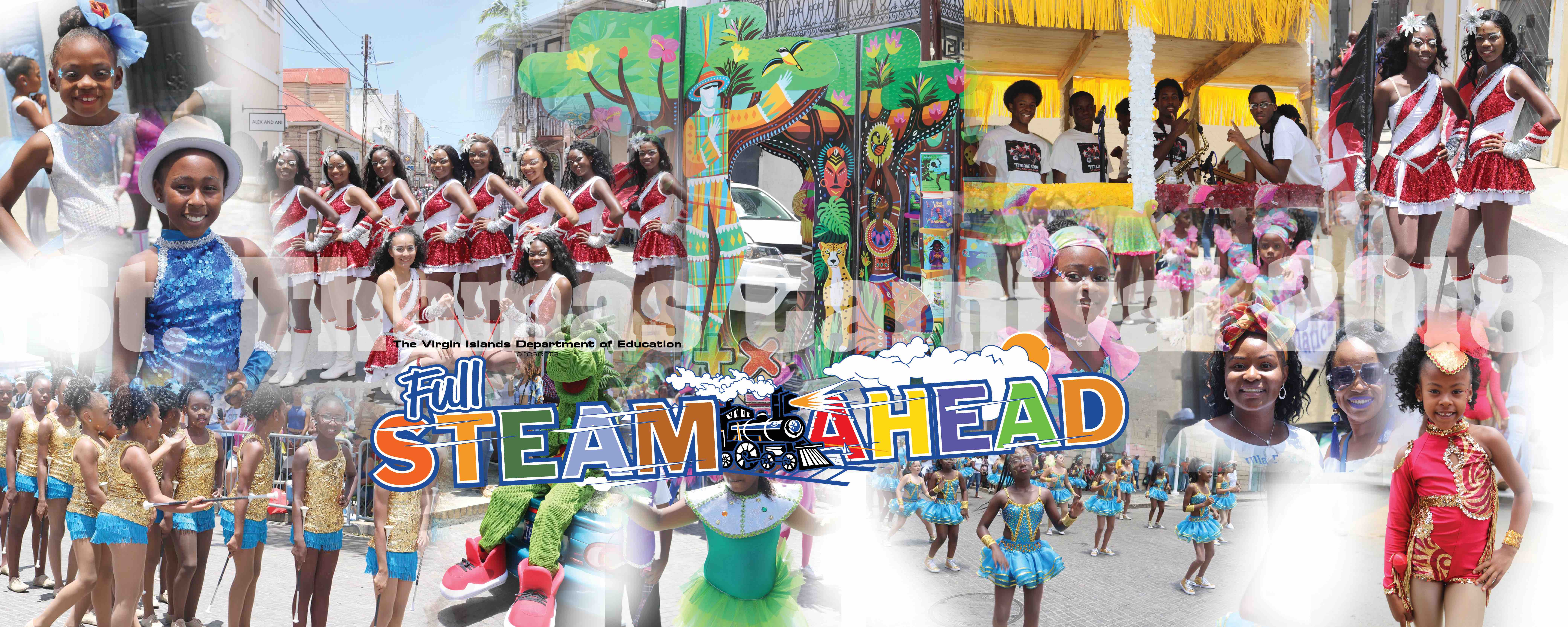 Full STEAM Ahead and into St. Thomas Carnival's History Books (2)
