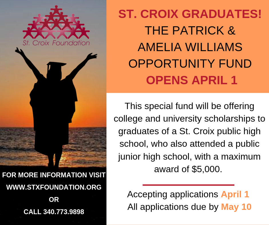 FB Announcement THE PATRICK & AMELIA WILLIAMS OPPORTUNITY FUND.png